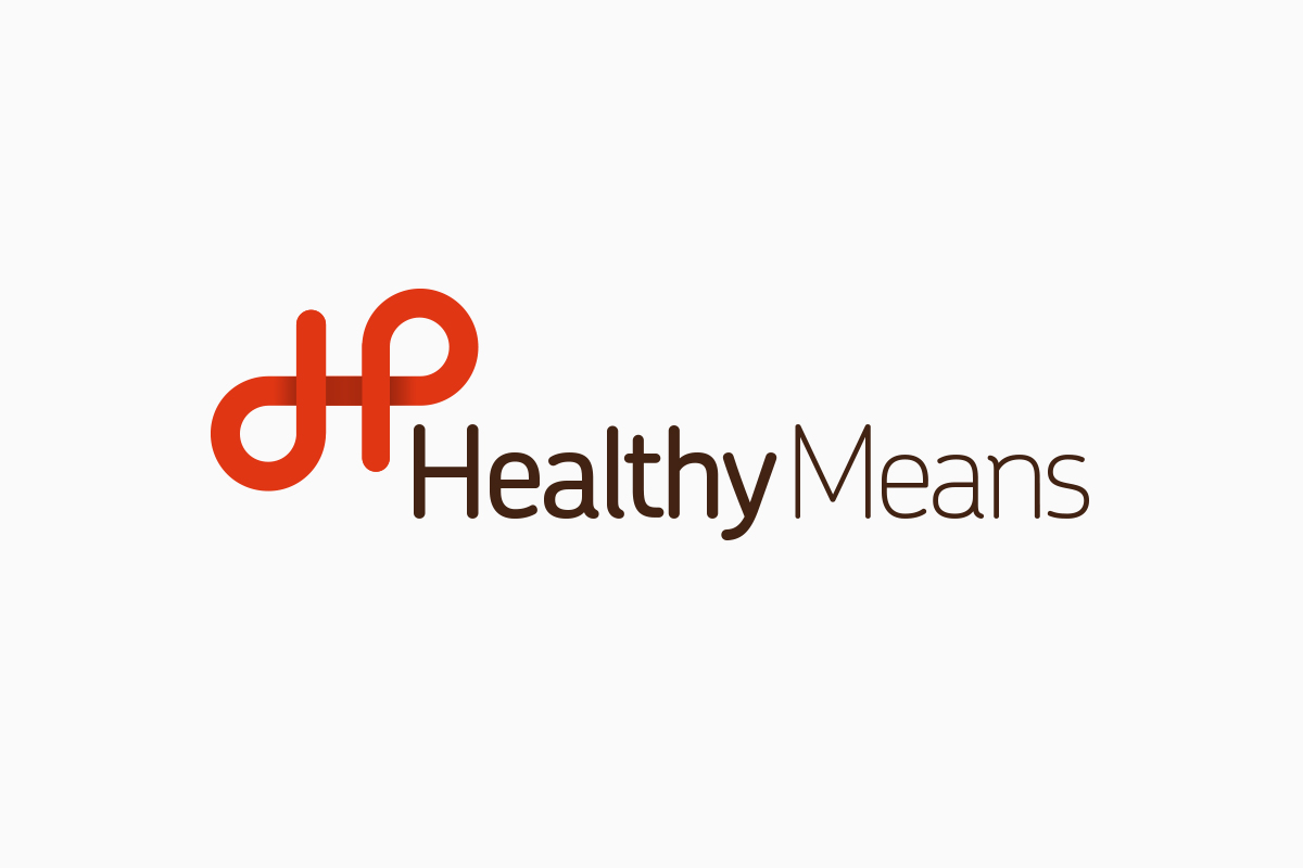 Logo proposal 2, Healthy Means