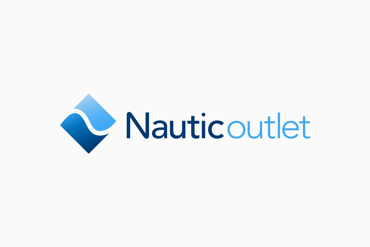 Logo, Nautic Outlet
