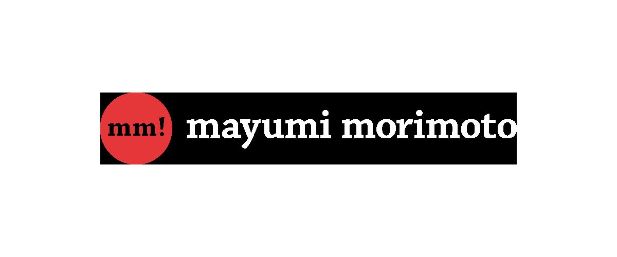 Mayumi Morimoto logo