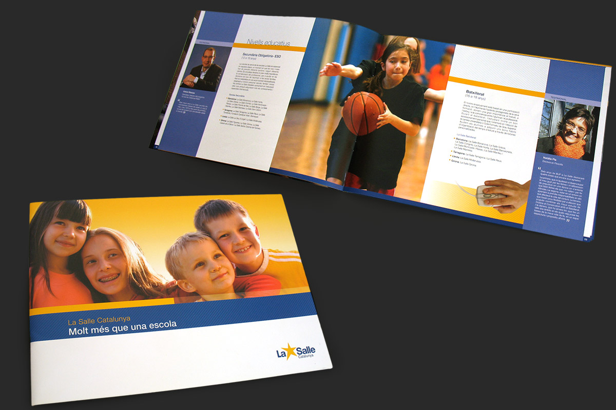 LaSalle Catalunya brochure